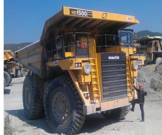 rudnik open pit