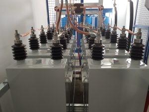 Capacitor bank kondenzatorske baterije